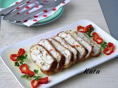 KataKonyha: Citromfűszörp és mentaszörp Caprese Salad, Sushi, Bacon, Lime, Chicken, Meat, Ethnic Recipes, Food, Bulgur