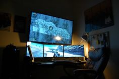 20 Awesome Battlestations That'll Blow Your Mind
