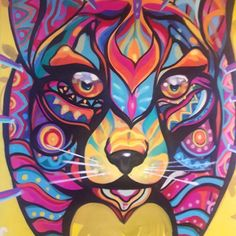 The last and fast piece I did in Cancun before to leave.... LINCE 2017