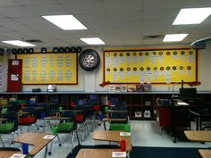 Car themed classroom!
