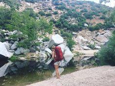 Summer-ing 🐸 (at Mojave, California)
