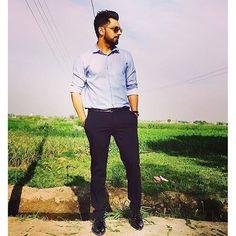 Babbal Rai... Khataan nere dashing pic