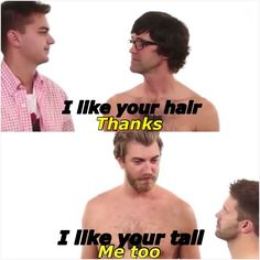If you guys don't know who Rhett and Link are, look them up. NOW.