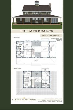 1000 images about barn home floor plans on pinterest for 4 bedroom barn house plans