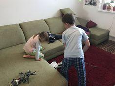 Ako sme upratali aj s deťmi | LENKA HALÁSOVÁ