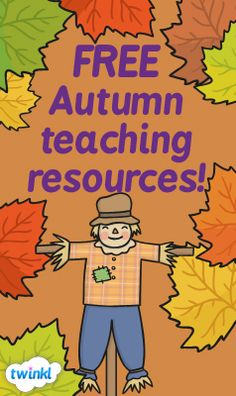 FREE Autumn and Fall teaching resources >> Printable resources for UK Primary, EYFS, KS1 and SEN and US Elementary, Home Schoolers and Childminders.  Thousands of classroom displays and teaching aids!