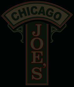 Chicago Joe's Restaurant Custom Flashing Promotional Shirt