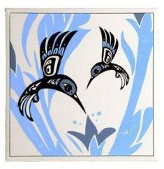 Google Image Result for http://www.pacificnorthwestshop.com/products/north-coast-indian-hummingbird-design-trivet-by-tsimshian-native-artist-bill-helin-6-x-6.jpg