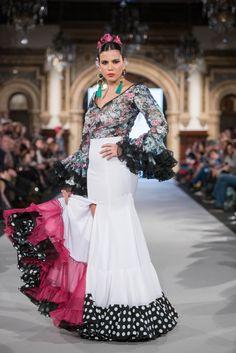 Mónica Mendez - We Love Flamenco 2018 - Sevilla Flamenco Costume, Fishtail, Dance Music, Costumes, Suits, Formal Dresses, Trumpet, Clothes, Mermaid