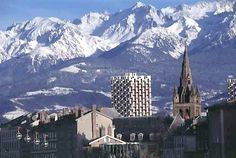 Grenoble, France  Lived here for a semester. Went a little crazy on the bread, cheese, and pastries... not to mention the wine!