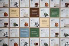 100 Years 100 Stories on Behance