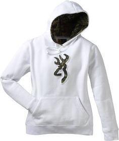 I have this in pink... wouldnt mind having it in while also...Cabela's: Browning® Women's Buckmark Sweatshirt