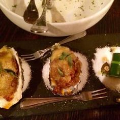 Photo of Flores and Sons - Los Angeles, CA, United States. Grilled west coast oysters.