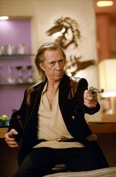 Bill (David Carradine) Kill Bill Vol. 2 (2004) Written/Directed by Quentin Tarantino