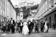 Hochzeit in der Franziskanerkirche, Salzburg - Foto Sulzer Blog Salzburg, Kirchen, Street View, Blog, Pictures, Engagement, Blogging