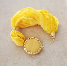 fashion jewelry sunshine lemon simple by YUNILIsmiles, $47.00