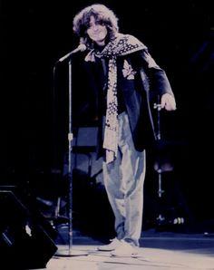 "dadrocknroll: "" Madison Square Garden December 8, 1983 Photo Courtesy of Steve A. Jones Archive """