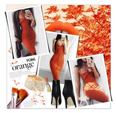 """🍊🍊🍊(yoins 5)"" by meyli-meyli ❤ liked on Polyvore featuring beauty, Lime Crime, Elizabeth Arden, orangecrush, yoins, yoinscollection and loveyoins"