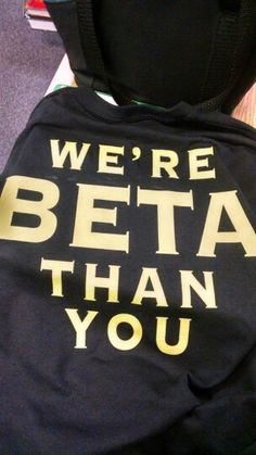 Beta Club Shirt Designs