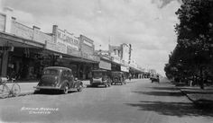 Banna Ave,Griffith,New South Wales of yesteryears.A♥W