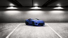 Checkout my tuning #Lexus #LFA 2011 at 3DTuning #3dtuning #tuning