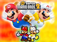 New Super Mario Bros 2 3DS Decrypted Rom - http://www.ziperto.com/new-super-mario-bros-2-3ds-decrypted-rom/