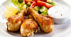 Place this dish on the family table and watch them dig in - these seasoned drumsticks are moist juicy and so much easier to eat than chicken breastfor som