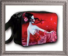 Sac Traveler ArtWear design by Sybile.