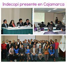 """¡Indecopi presente en Cajamarca!  En Mayo llevamos a cabo el """"Seminario Internacional: Fundamentos de Defensa de la Competencia y Protección al Consumidor"""", dirigido a profesionales de Derecho, Economía y Ciencias Empresariales, el cual contó con gran acogida por parte de los profesionales de esta región."""