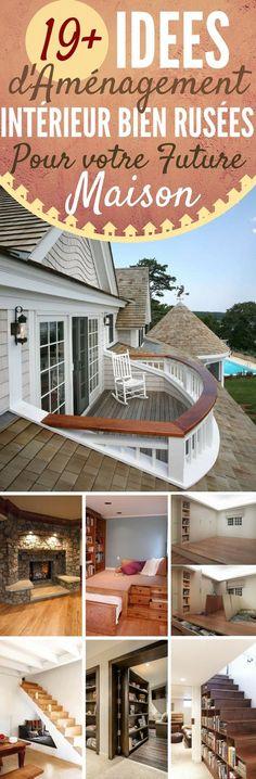 185 best Idées maison images on Pinterest Drift wood, Furniture - exemple devis construction maison