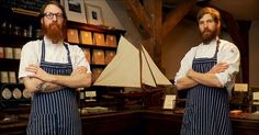 The Mast Brothers. The life of a mariner is one given over to wanderlust—the quest for adventure, crossing unseen horizons to secure preciou...