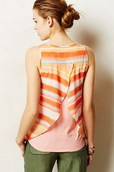Anthropology… love the simplicity with cute back detail.