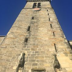 One of the oldest - and tallest - buildings at St Andrews.