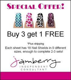 Buy 3 Get 1 Free Jamberry Nail Shields- something fun for every occasion! Jamberry Nails Consultant, Jamberry Nail Wraps, Pretty Nails, Fun Nails, Free Plus, Presentation Folder, How To Make Bread, Bread Making, Manicure And Pedicure
