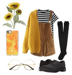"""""""Untitled #17"""" by sushi-lester on Polyvore featuring R13, Aéropostale, Dr. Martens, Pier 1 Imports and Casetify"""