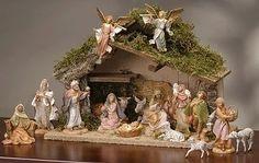 Fontini Nativity Set