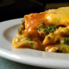 Lachs-Spinat-Lasagne von Einzelpunkt auf www.rezeptwelt.de, der Thermomix ® Community