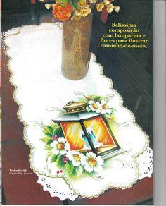 Criando Arte - Pintura em Tecido Natal - Rosana Mello - Picasa Web Albums