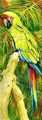 Christine Reichow Watercolor Artist