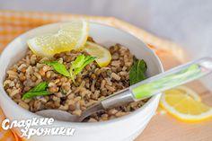Рис с чечевицей по-Кипрски