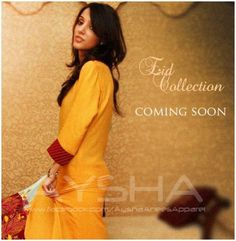 Aysha Anees Eid Dresses Collection 2013 http://www.awomensclub.com/aysha-anees-eid-collection-2013.php