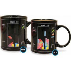 Collectables - Tetris Heat Change Coffee Mug