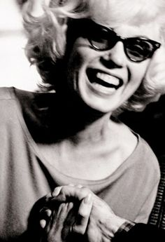Sorridente Marilyn Monroe: scatto inedito