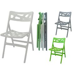 Buy Mono Commercial Grade Folding Chair - Green from LivingStyles for Australia wide delivery. UV stabilised, light weight and easy to store commercial grade chair, suitable for indoor and outdoor use. Available in White, Grey and Green. Outdoor Chairs, Outdoor Furniture, Outdoor Decor, Folding Chair, Indoor, Green, Home Decor, Interior, Decoration Home