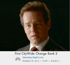 FUNNY VIDEO: CLICK TO VIEW First Citiwide Change Bank.   Saturday Night Live