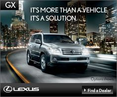 490+ lexus ads - Moat Ad Search