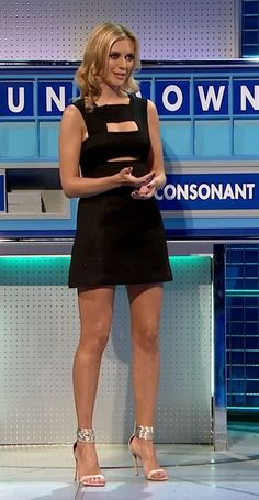Rachel Riley and her mile long legs Beautiful Celebrities, Beautiful Actresses, Beautiful Legs, Gorgeous Women, Rachel Riley Countdown, Rachel Riley Legs, Racheal Riley, Bollywood, Live Girls