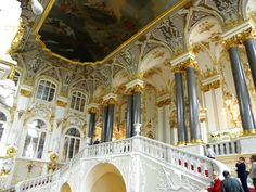 the Winter Palace, Hermitage St. Petersburg