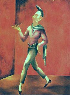 Eugeniusz Zak – Pierrot