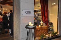 Chiara Hair Studio by candlelight